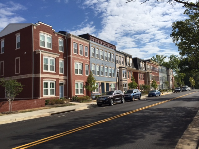 Downtown Manassas Homes